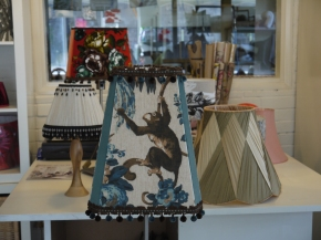 Kendal Upholstery Hand Sewn Lampshades